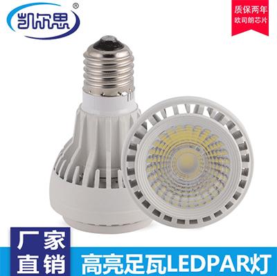 LED射灯光的重要特性,即对色彩的表现能力